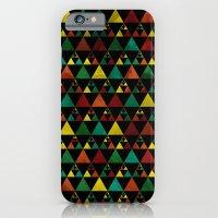 Hills & Trees at night iPhone 6 Slim Case