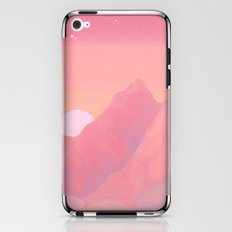 Peach Haze iPhone & iPod Skin