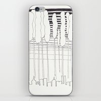 Wild City iPhone & iPod Skin