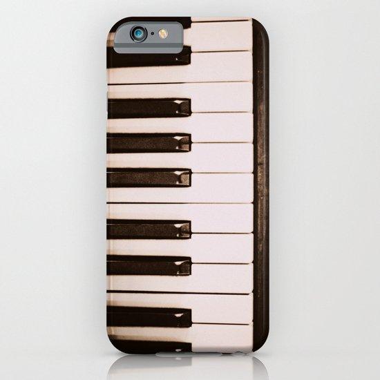 Piano Keys iPhone & iPod Case