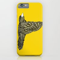 Escaped Bird iPhone 6 Slim Case