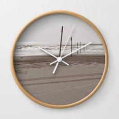 Ocean Shores Wall Clock