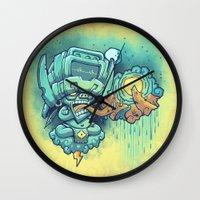 Cocijo's 925 Wall Clock