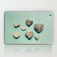 love rocks Laptop & iPad Skin