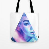 Technicolor Triangle Sh*… Tote Bag