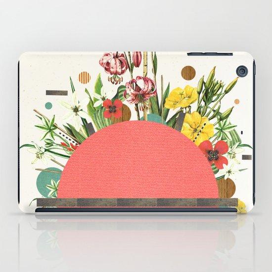 Organic Beauty_1 iPad Case