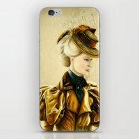 Edith Cushing iPhone & iPod Skin