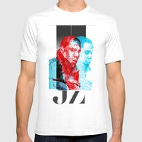 JAY-Z Mens Fitted Tee White SMALL