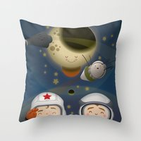 +50 Years (Dream On) Throw Pillow