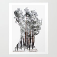 Insight Art Print