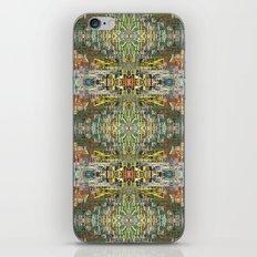 Southwest Victorian Glitch iPhone & iPod Skin