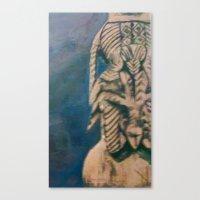 The Belum II Canvas Print