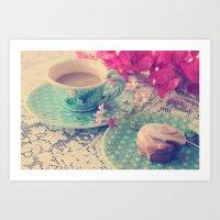 Sweet Morning Art Print