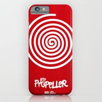 """iPhone & iPod Case featuring My Propeller """"Arctic Monkeys Collections""""   by Alejo Malia"""