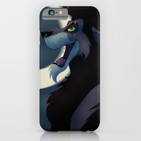 Scar The Lion iPhone 6 Slim Case