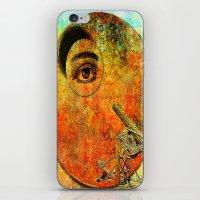 The astronomer iPhone & iPod Skin