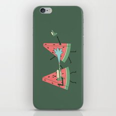 Water Fight iPhone & iPod Skin