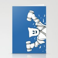 All Carnage! Stationery Cards