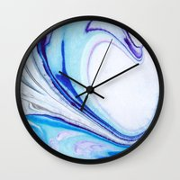 Stephanie Wall Clock
