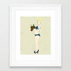 Fix Me Framed Art Print
