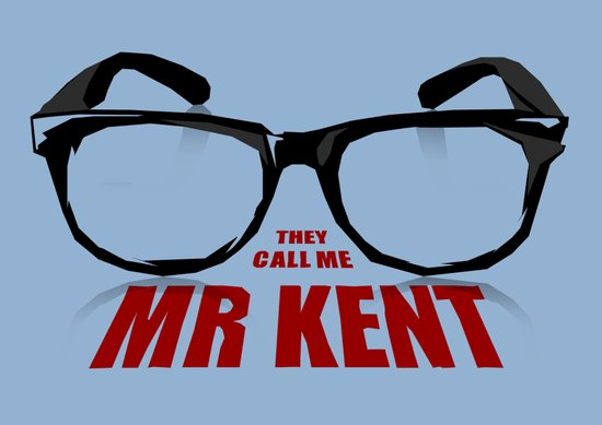 Mr Kent Canvas Print