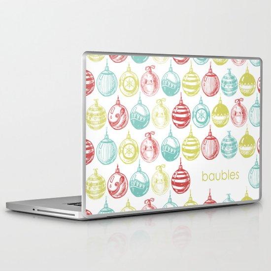 Baubles Laptop & iPad Skin