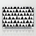 Playful triangles iPad Case