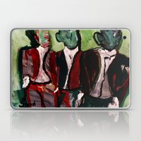 Dress Code Laptop & iPad Skin