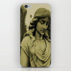 Sepia Angel iPhone & iPod Skin