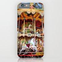 Double Decker Carnival C… iPhone 6 Slim Case