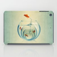 Goldfish Bowl iPad Case