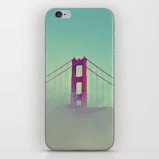 Good Morning San Francisco iPhone & iPod Skin