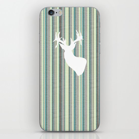 Staggered iPhone & iPod Skin
