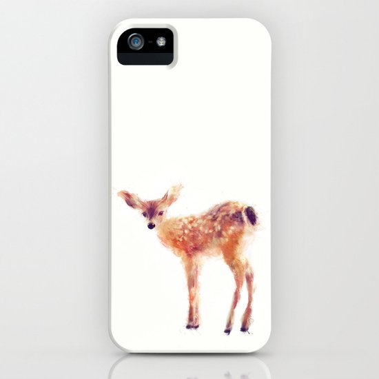 Fawn iPhone & iPod Case