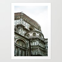 DUOMO I Art Print