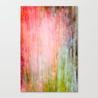 Color Wash 2 Canvas Print