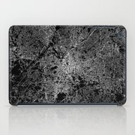 Atlanta Map Georgia iPad Case