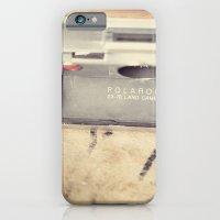 VIntage Polaroid SX-70 iPhone 6 Slim Case