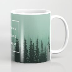 The Mountains Are Callin… Mug