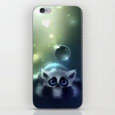 Forest Lemur iPhone & iPod Skin