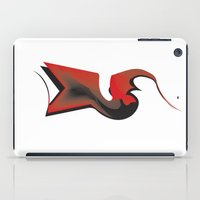 Crowish iPad Case