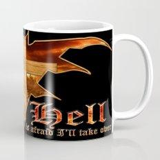 Heaven & Hell Bat Mug
