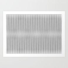 Eye sore Art Print