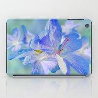 FLOWERS - Geranium endressii iPad Case