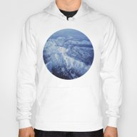 Winter Mountain Range II Hoody