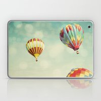 Perfect Dream - Hot Air … Laptop & iPad Skin