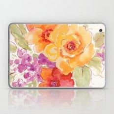 Flower Beach Roses Flor… Laptop & iPad Skin