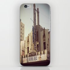 Pantages iPhone & iPod Skin