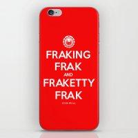 FRAK iPhone & iPod Skin