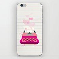 just my type iPhone & iPod Skin